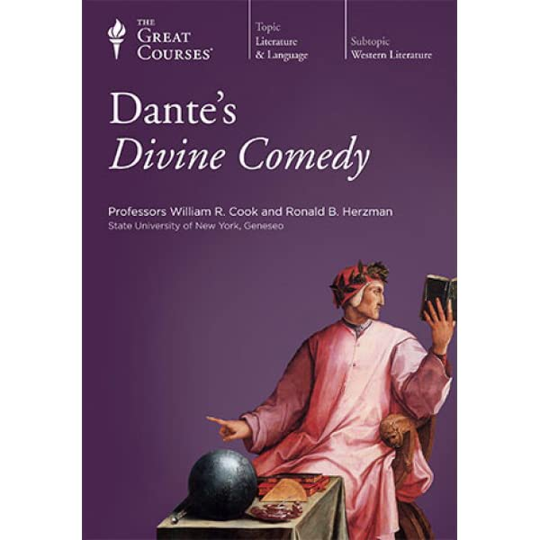 Divine Comedy Quotes: Dante's Divine Comedy (Great Courses, #287) By William R