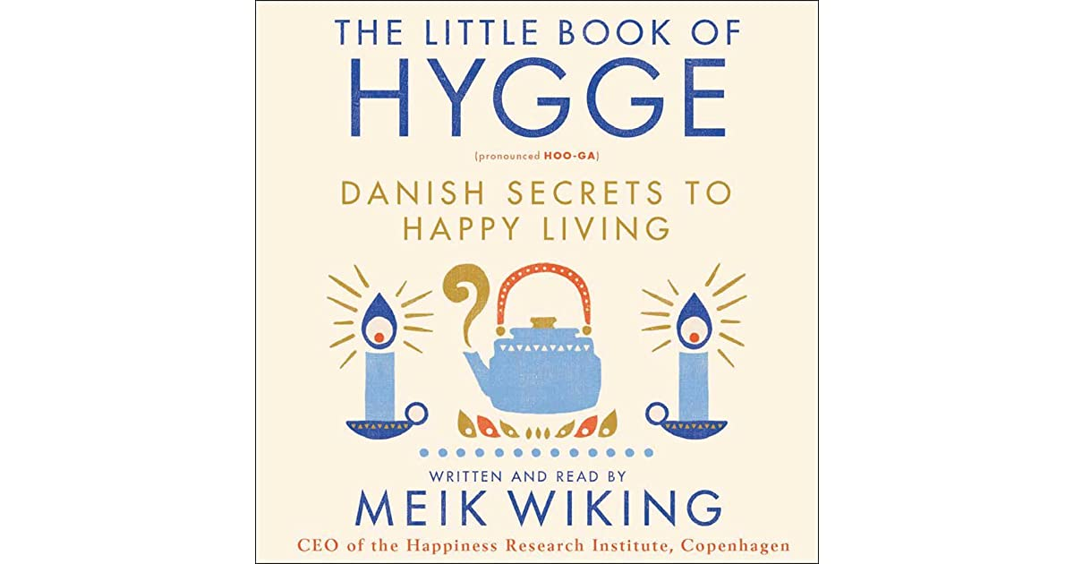 little book of hygge pdf