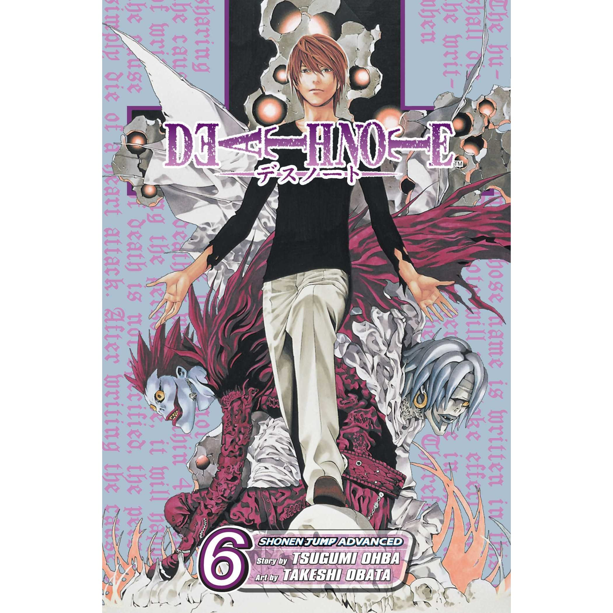 Death Note, Vol. 6: Give-and-Take (Death Note, #6) By