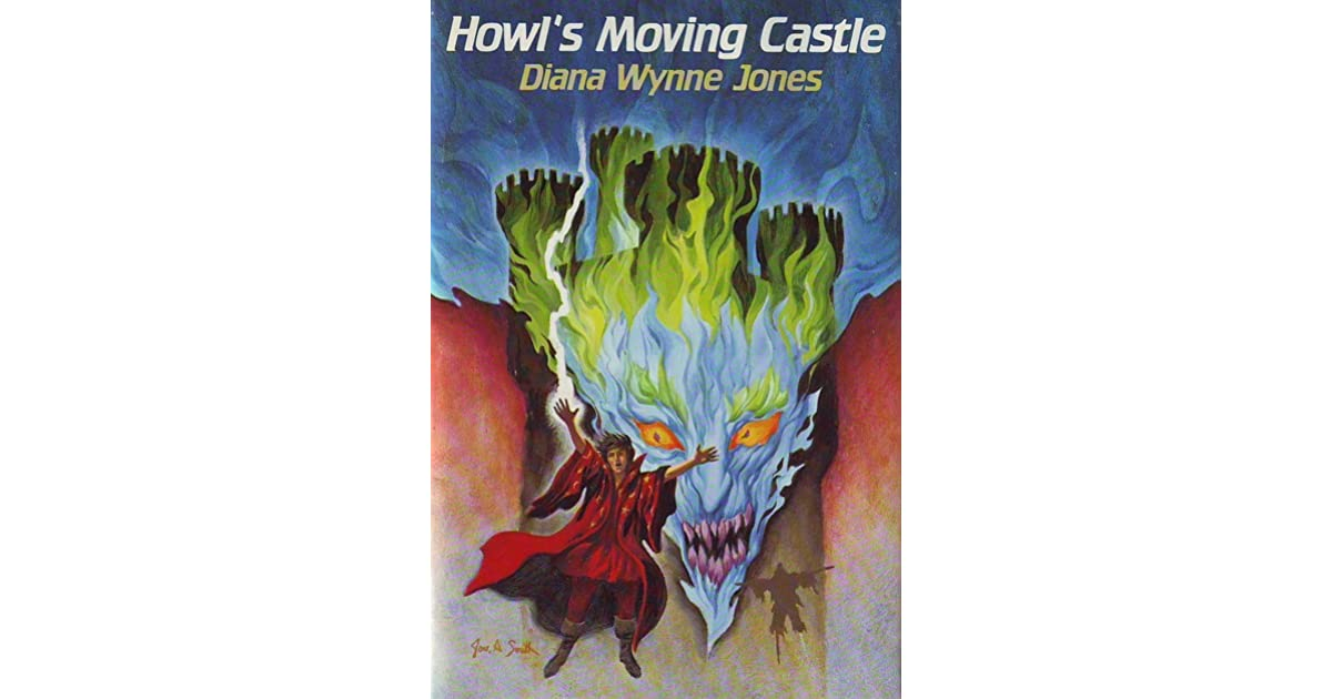 Howl's Moving Castle (Howl's Moving Castle, #1) By Diana