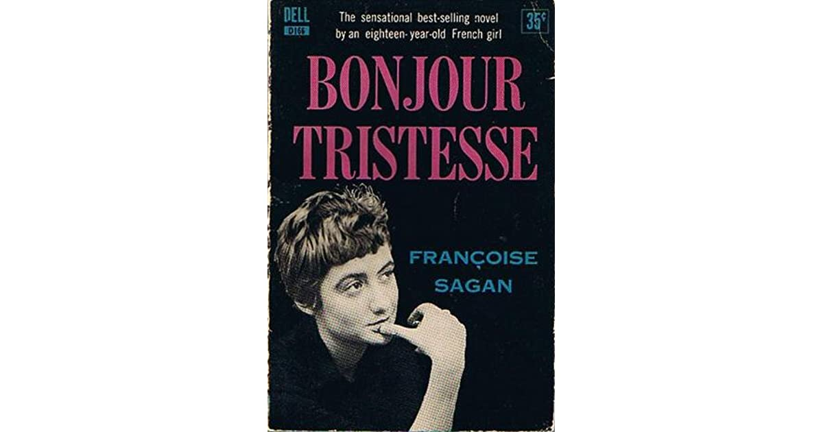 bonjour tristesse essay Christian keathley, 'bonjour tristesse and the expressive potential of  video  essay on a scene from otto preminger's anatomy of a murder.