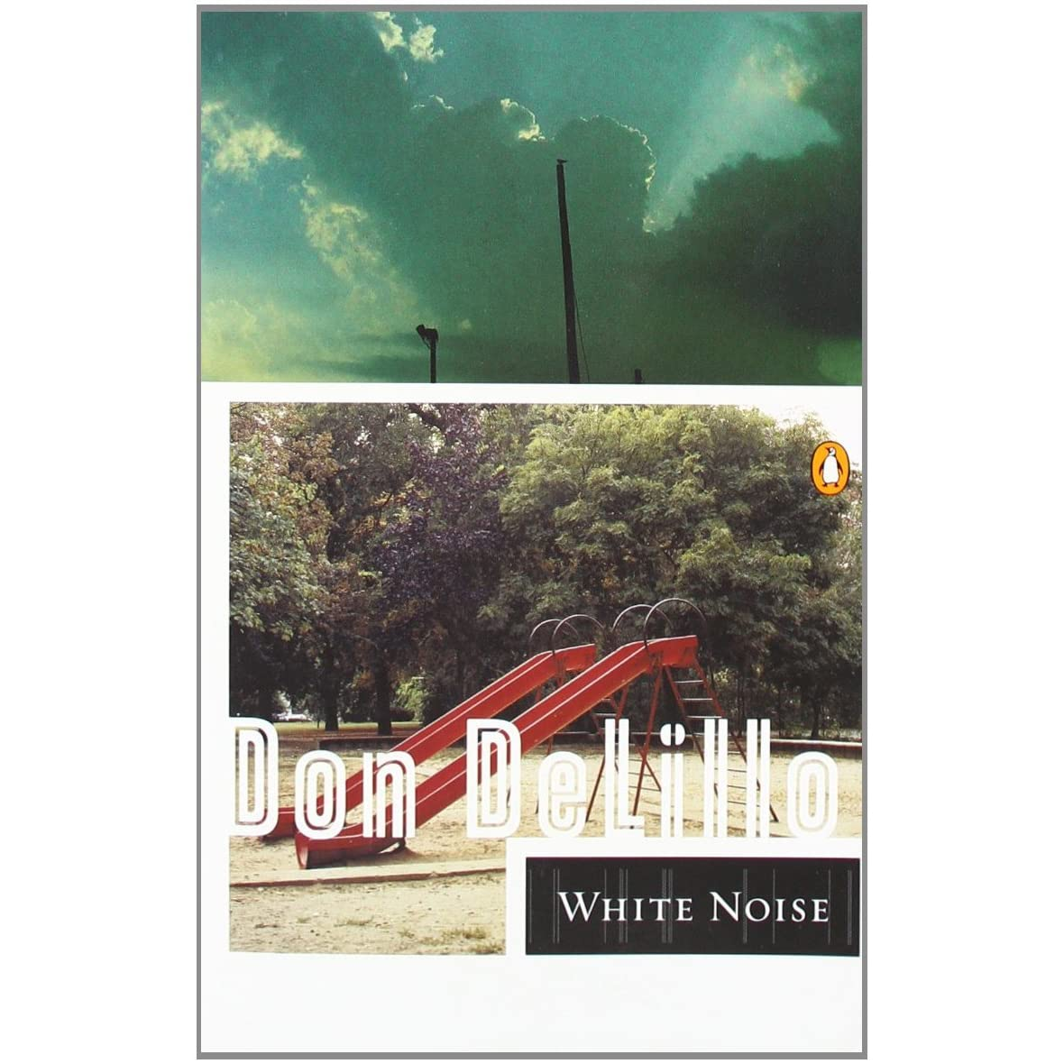 white noise review by don delillo 30 critics discuss  white noise (1985) don delillo  all of don delillo's fictions contain these conspiratorial models of the world  in white noise, as in all his novels, delillo absorbs the jargon of myriad disciplines and reprocesses them in a terminal deadpan his is a hard-edged, unsmiling kind of satire.