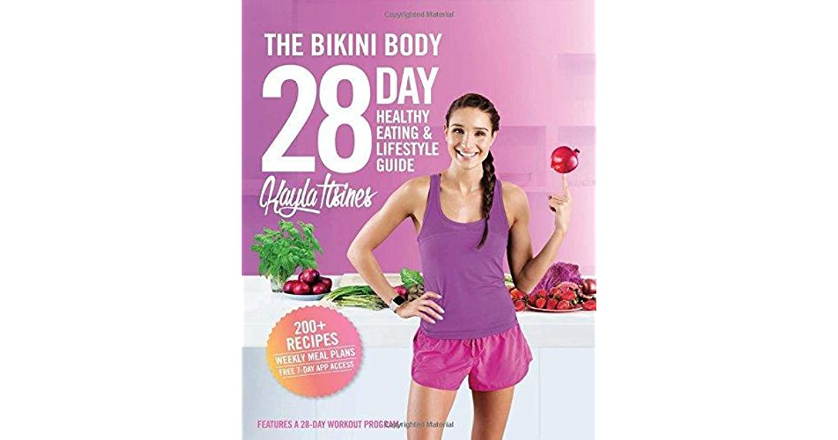 the bikini body 28 day healthy eating amp lifestyle guide