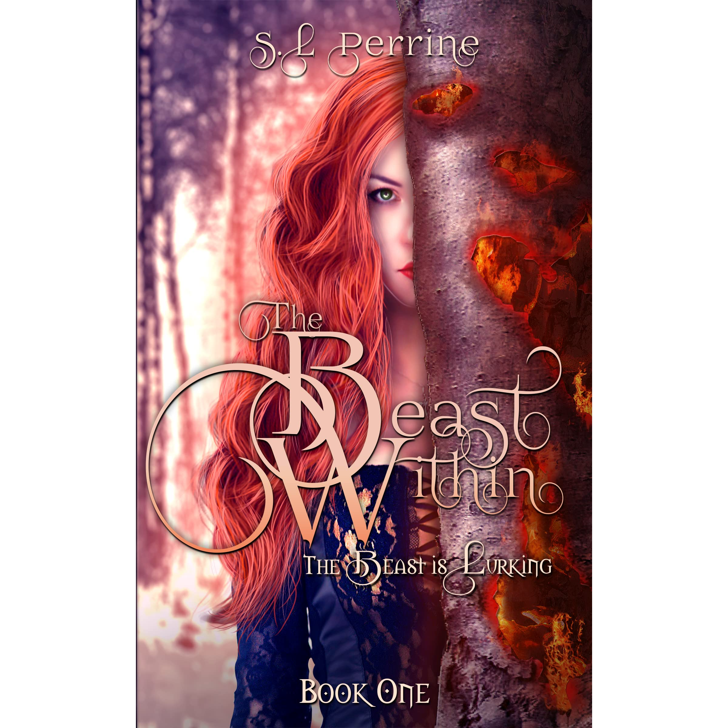 The Beast Within (the Beast Within, #1) By Sl Perrine €� Reviews,  Discussion, Bookclubs, Lists