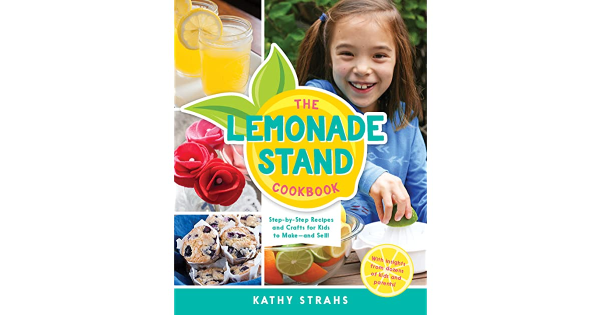 how to make a lemonade stand step by step
