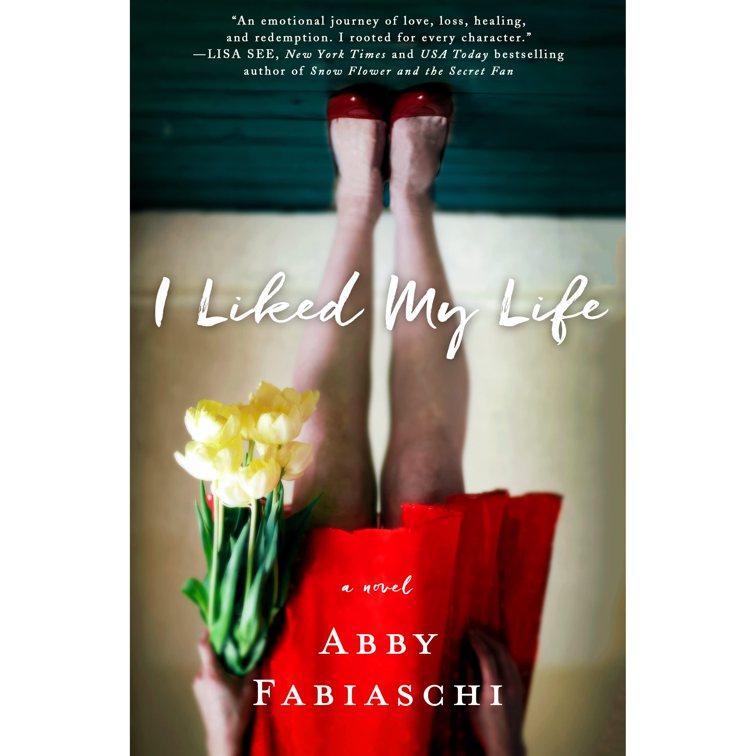 I Liked My Life By Abby Fabiaschi €� Reviews, Discussion, Bookclubs, Lists