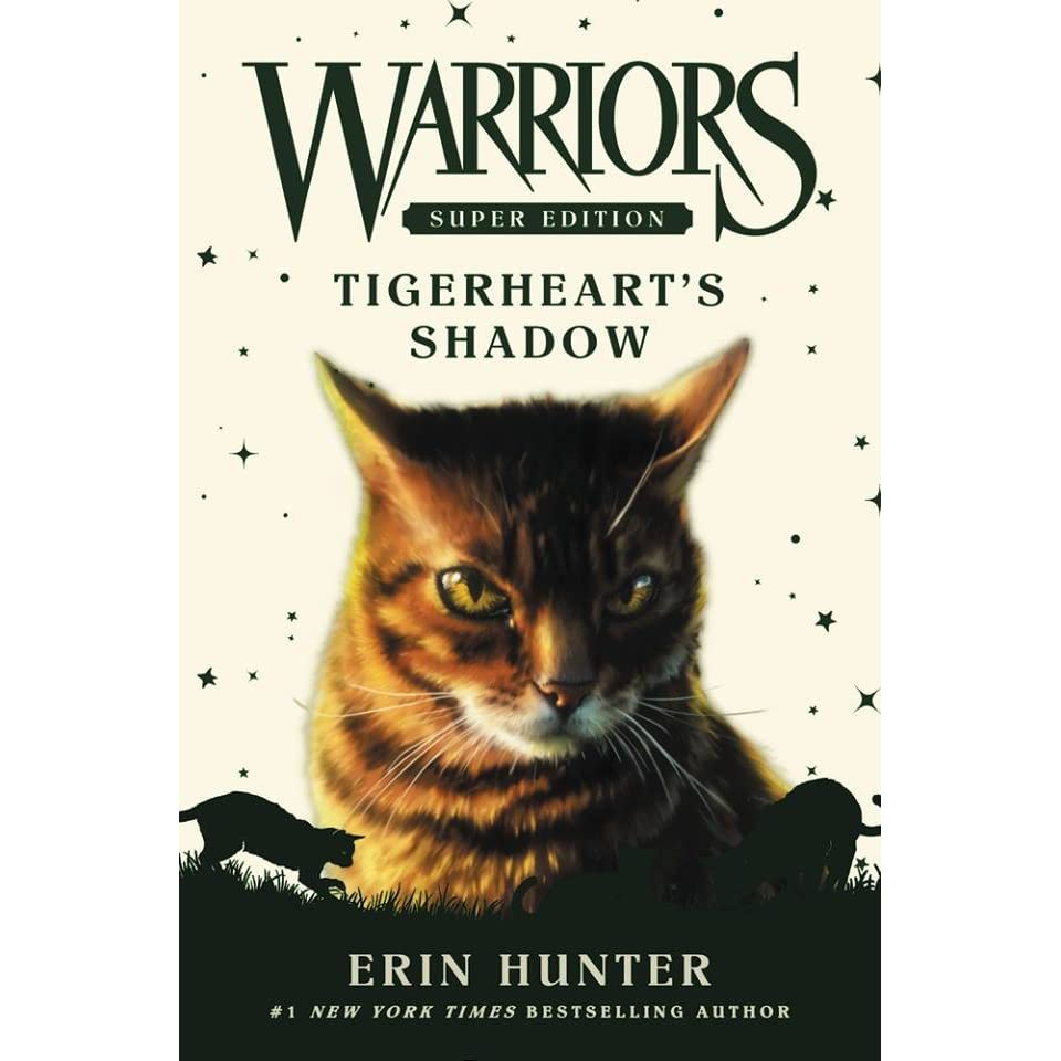 Tigerheart's Shadow (warriors Super Edition, #10) By Erin Hunter €� Reviews,  Discussion, Bookclubs, Lists