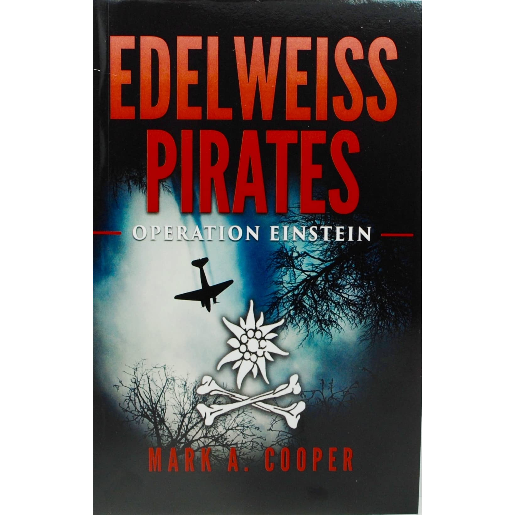 edelweiss pirates operation einstein by mark a cooper edelweiss pirates 1 operation einstein by mark a cooper reviews discussion bookclubs lists