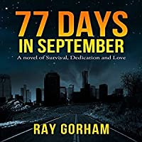 77 Days in September  (The Kyle Tait Series #1)