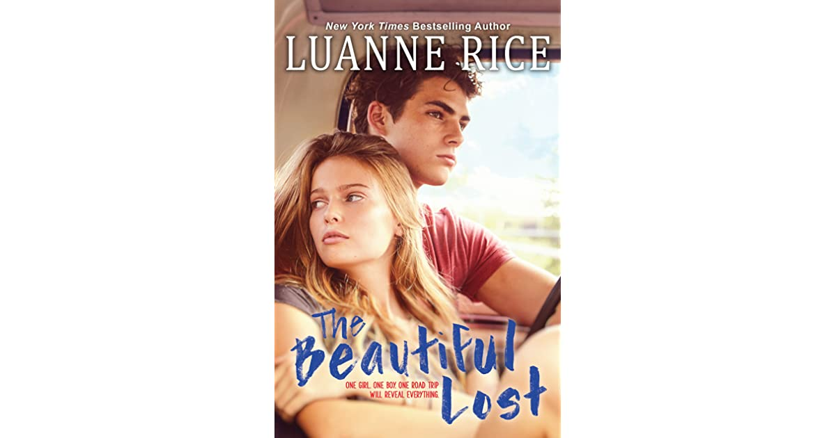 Book giveaway for The Beautiful Lost by Luanne Rice May 02 ...