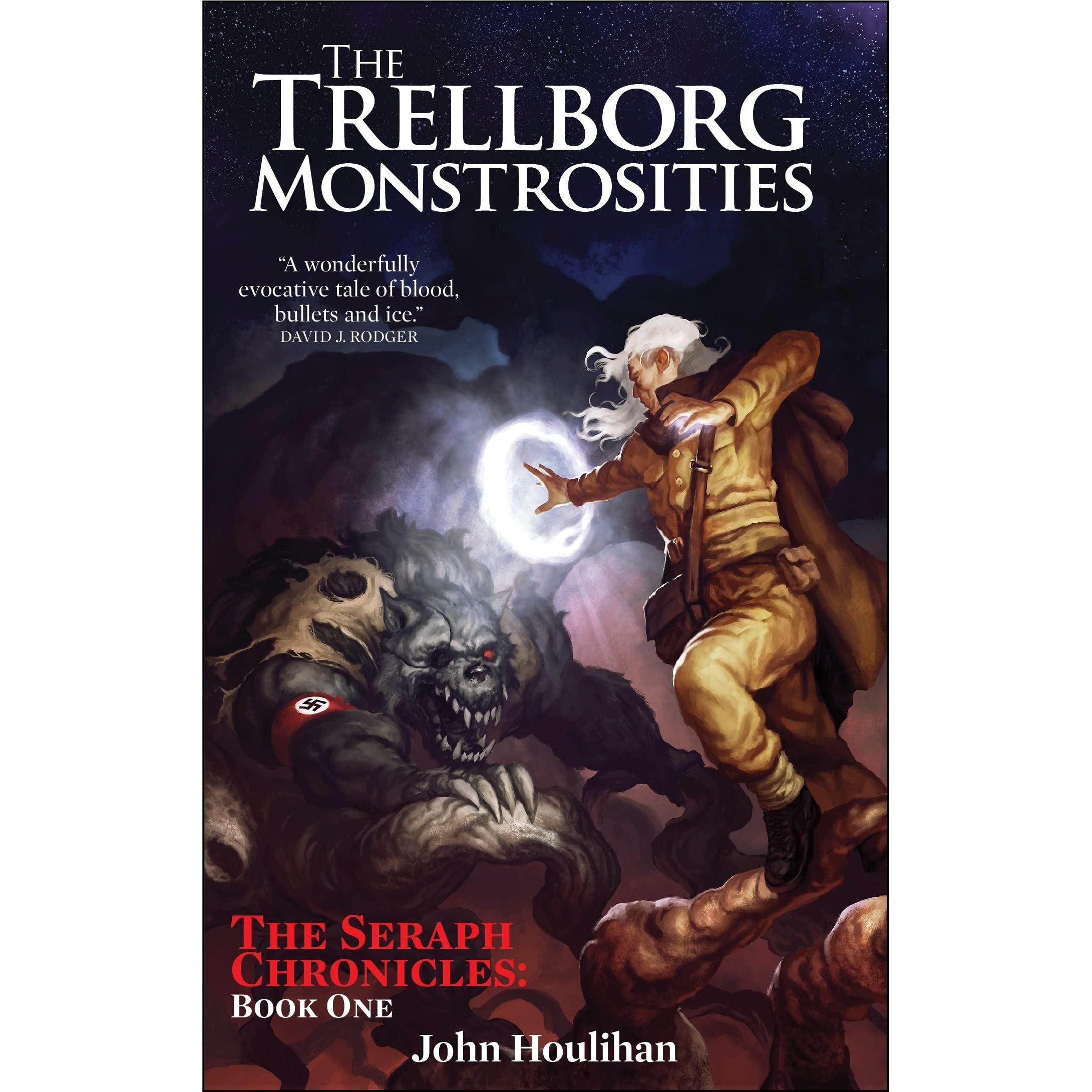 The Trellborg Monstrosities By John Houlihan €� Reviews, Discussion,  Bookclubs, Lists