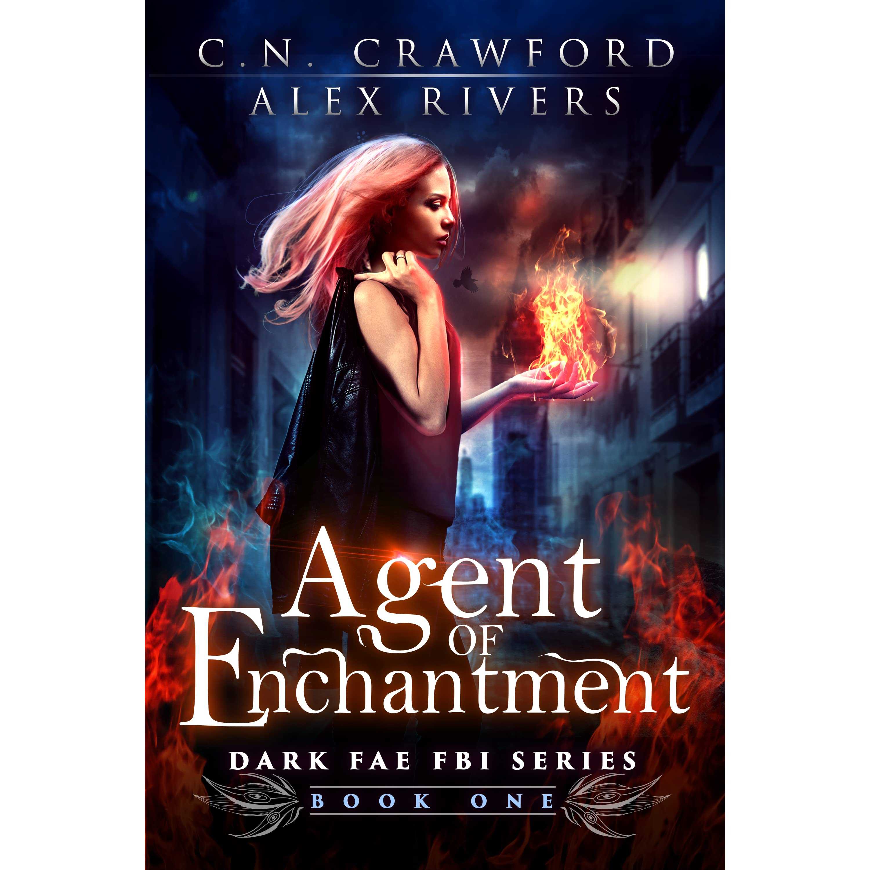 Agent Of Enchantment (dark Fae Fbi, #1) By Cn Crawford €� Reviews,  Discussion, Bookclubs, Lists
