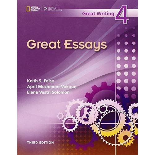 Write my great writing 4 great essays