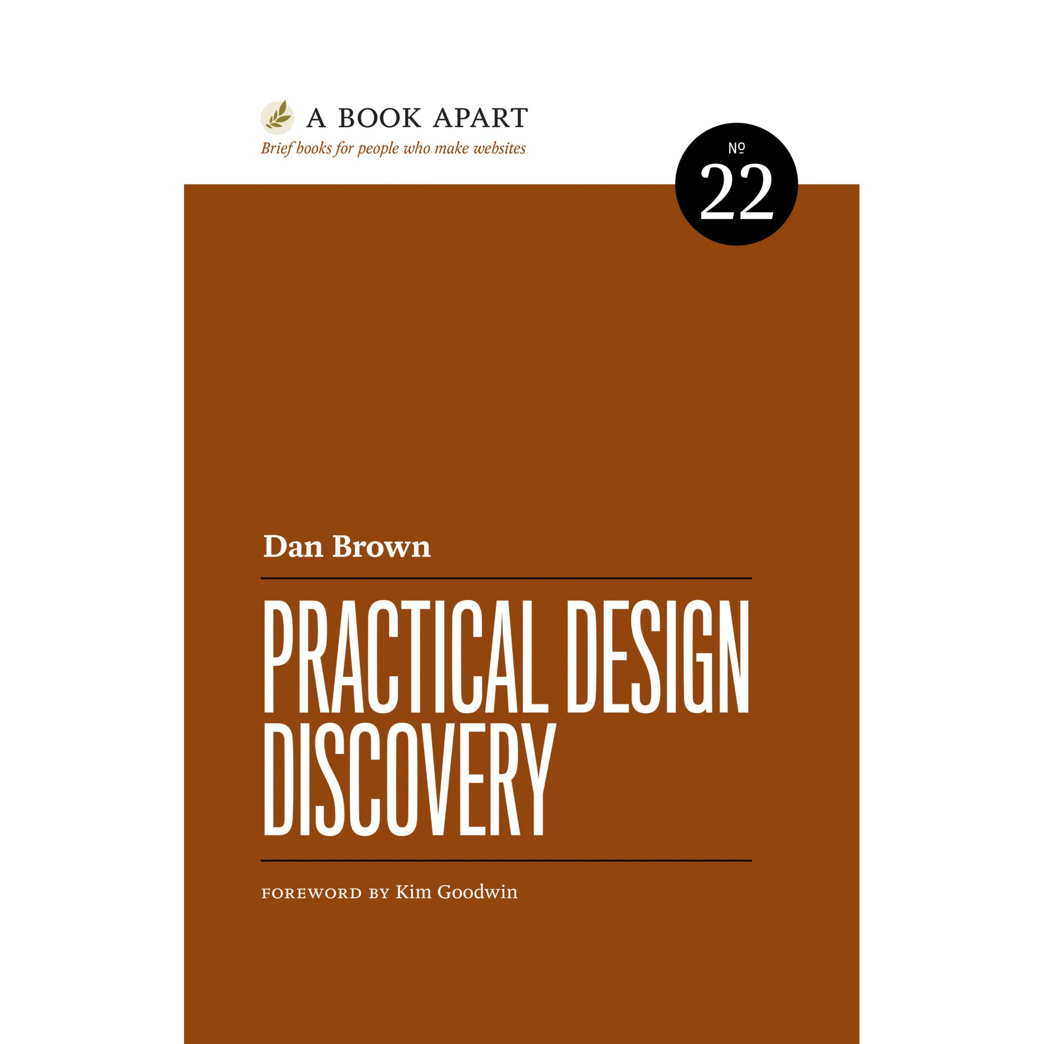 Practical Design Discovery By Dan M Brown €� Reviews, Discussion,  Bookclubs, Lists