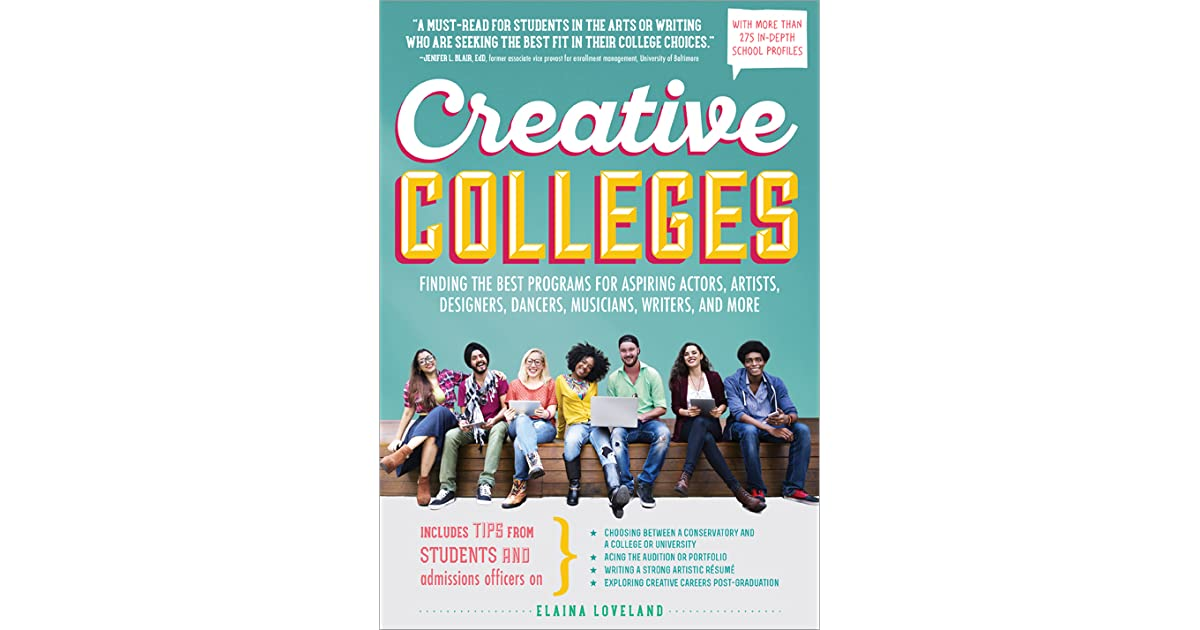 Christian creative writing colleges