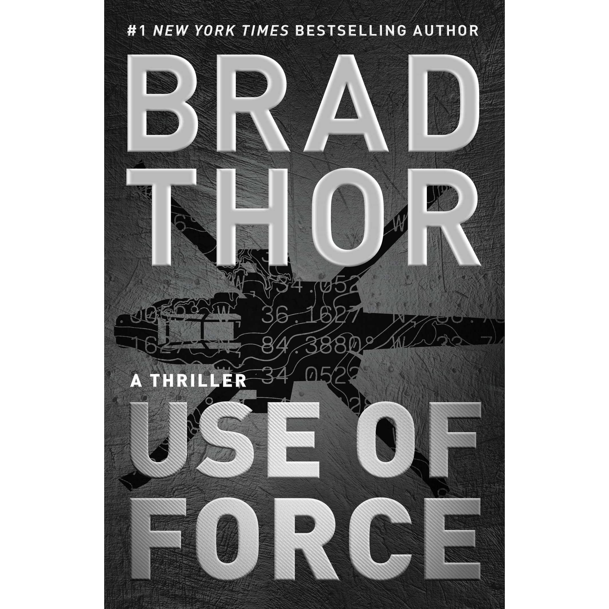 Use Of Force (scot Harvath, #16)