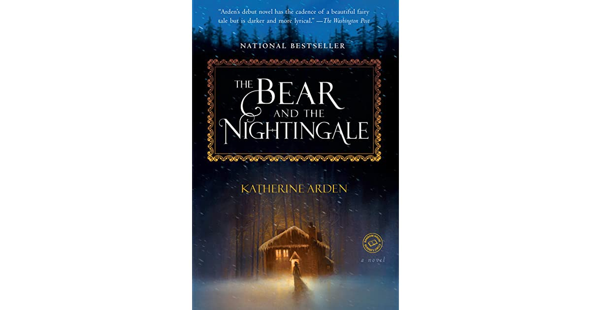 Book giveaway for The Bear and the Nightingale by ...