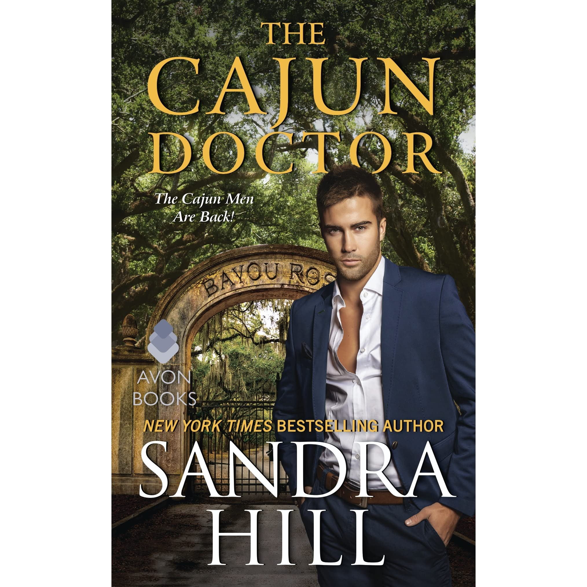 The Cajun Doctor (cajun, #10) By Sandra Hill €� Reviews, Discussion,  Bookclubs, Lists