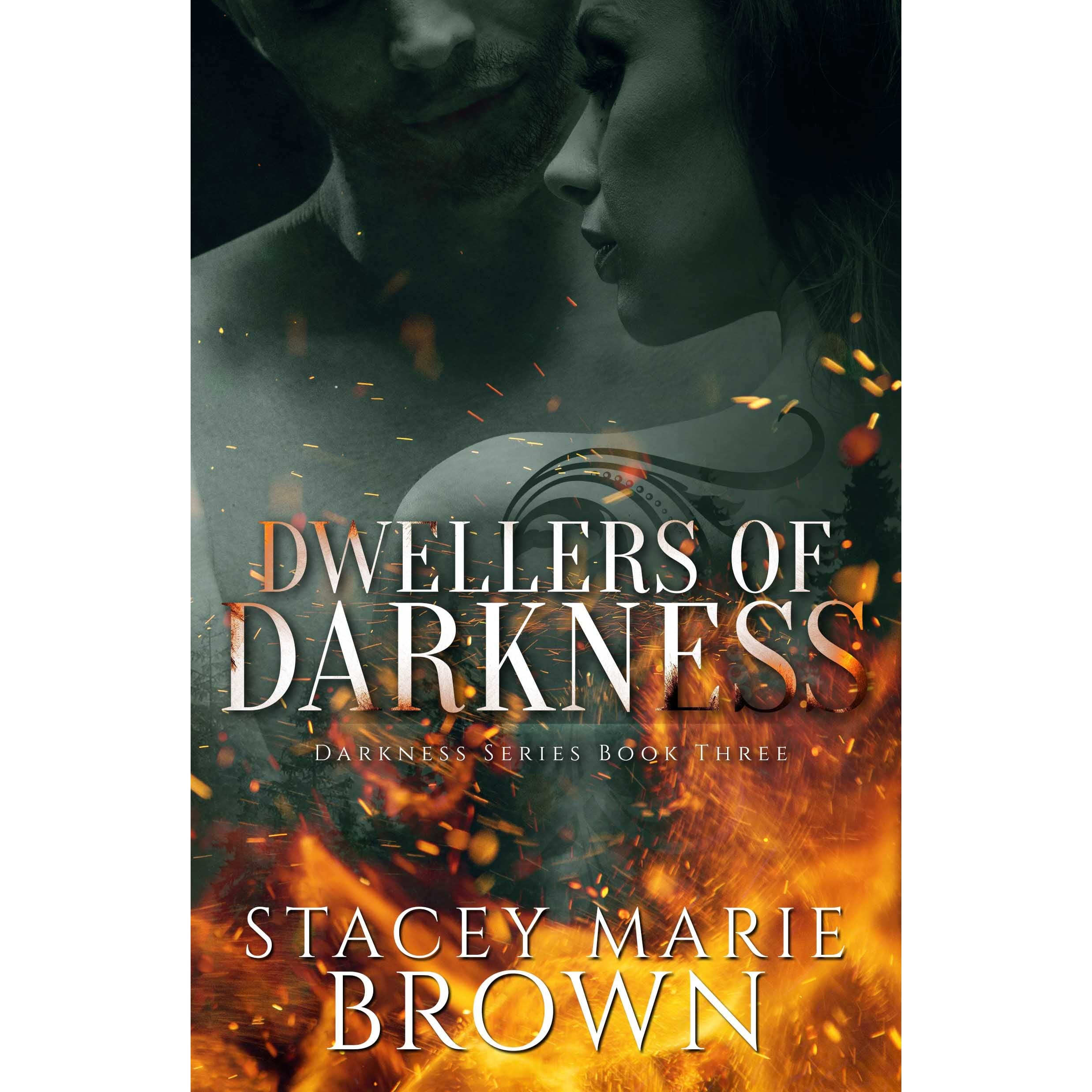Dwellers Of Darkness (darkness, #3) By Stacey Marie Brown €� Reviews,  Discussion, Bookclubs, Lists
