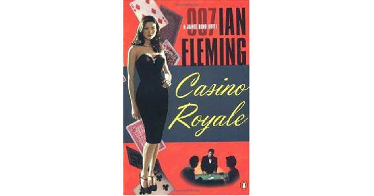 Plot of casino royale book