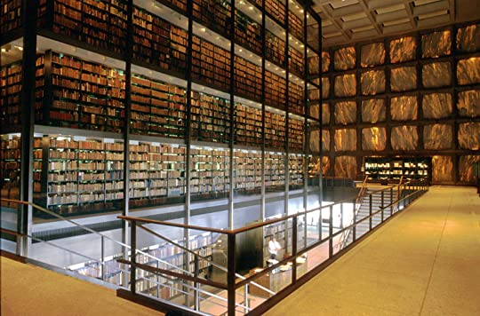 Beinecke Library at Yale