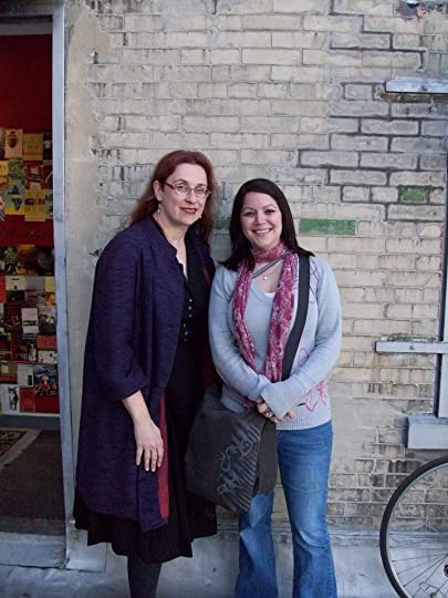 Audrey Niffenegger and Me!