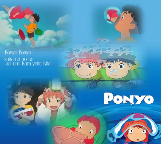 ponyo Pictures, Images and Photos
