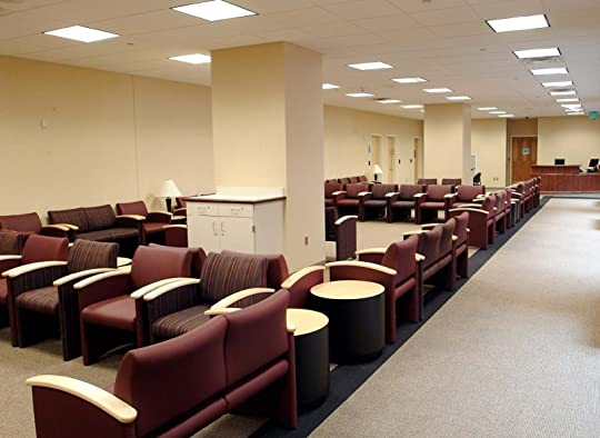 descriptive essay on a hospital waiting room The waiting room- creative writing essay no the waiting room was still and made noises that you would hear in a hospital room of a really injured.