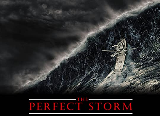"""a book report on the perfect storm by sebastian junger Read """"the perfect storm: a true story of men against the sea"""" by sebastian junger online on bookmate  don't give a book."""