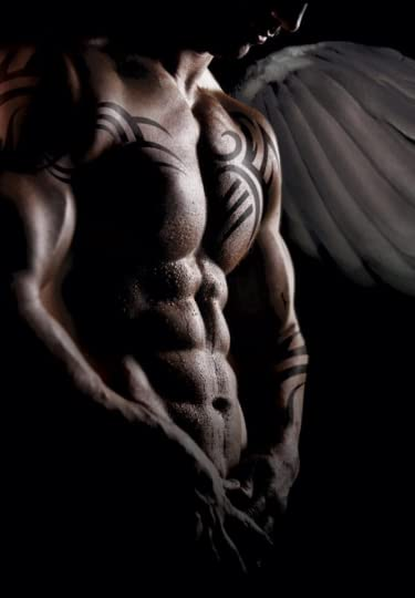 Sexy male angel picture