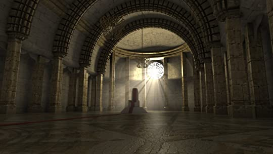 Medieval Fantasy Roleplay - White Knight Castle: Throne ... Empty Throne Wallpaper