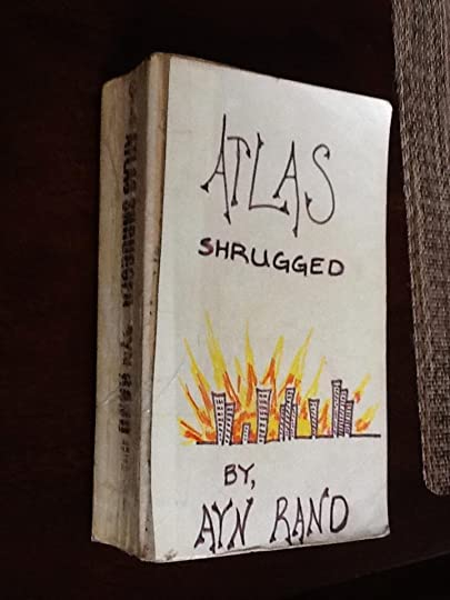 atlas shrugged book review In atlas shrugged i heard the voices of people who believed they were beholden only to themselves they would live their lives for no man, and expect no man to.