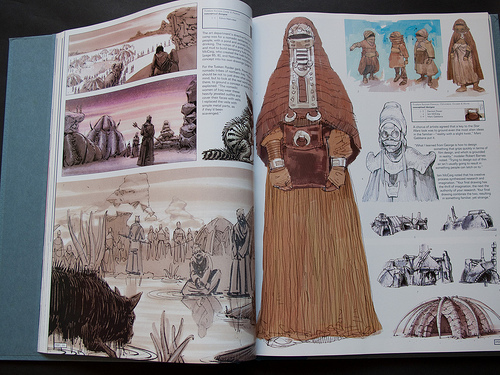 The Art of Star Wars Episode II: Attack of the Clones
