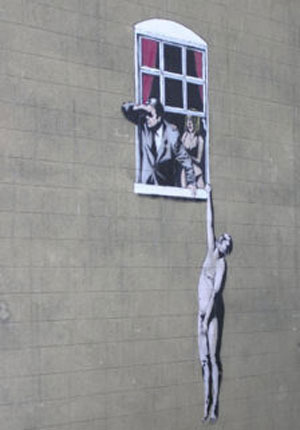 Banksy Family Planning