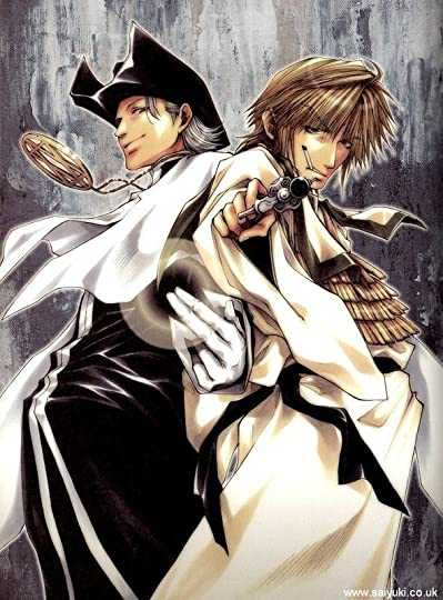Hazel and Sanzo