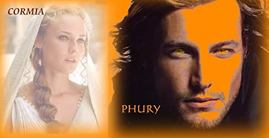 Cormia y Phury Pictures, Images and Photos