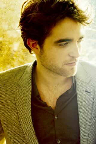Robert Pattinson,Edward,Twilight