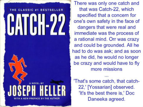 What's a good introduction for a research paper about the novel Catch 22?