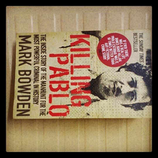 killing pablo pablo escobar Killing pablo the hunt for the world's greatest outlaw  that the greatest outlaw in history, pablo emilio escobar gaviria, was born, on december 1, 1949 he grew .