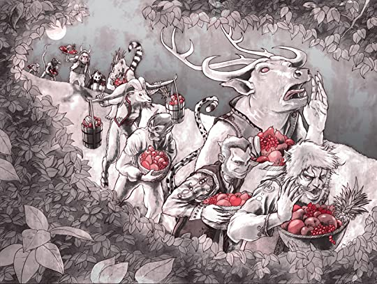 christina rossettis goblin market and pictures