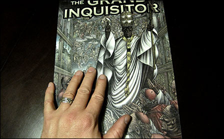 A review of dostoevskys the grand inquisitor