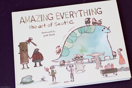 Amazing Everything: The Art of Scott Campbell