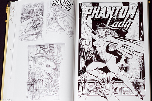 Dave Stevens: The Complete Sketchbook Collection