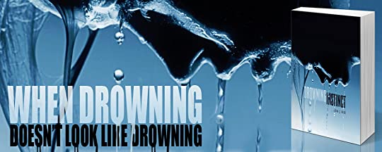 Drowning Instinct by Ilsa J. Bick - Take down the walls