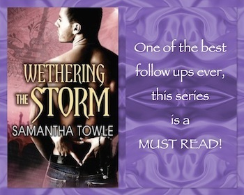 wethering the storm Samantha Towle