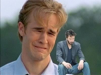 male crying