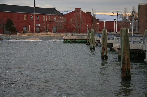 Val's Landing From Valentino Pier