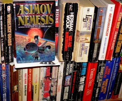 pic of my copy of Nemesis