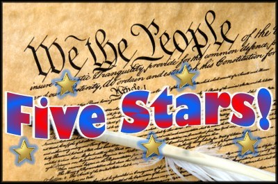 The Declaration of Independence and The Constitution of the United States by Thomas Jefferson