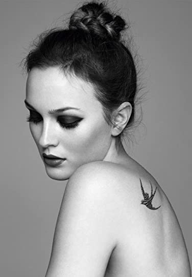 Did not know Leighton Meester was so pretty...